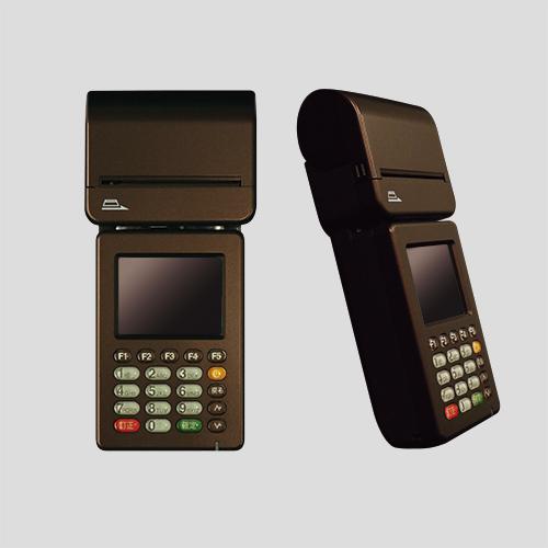 TM-P1000 モバイル型クレジット決済端末のレンタル