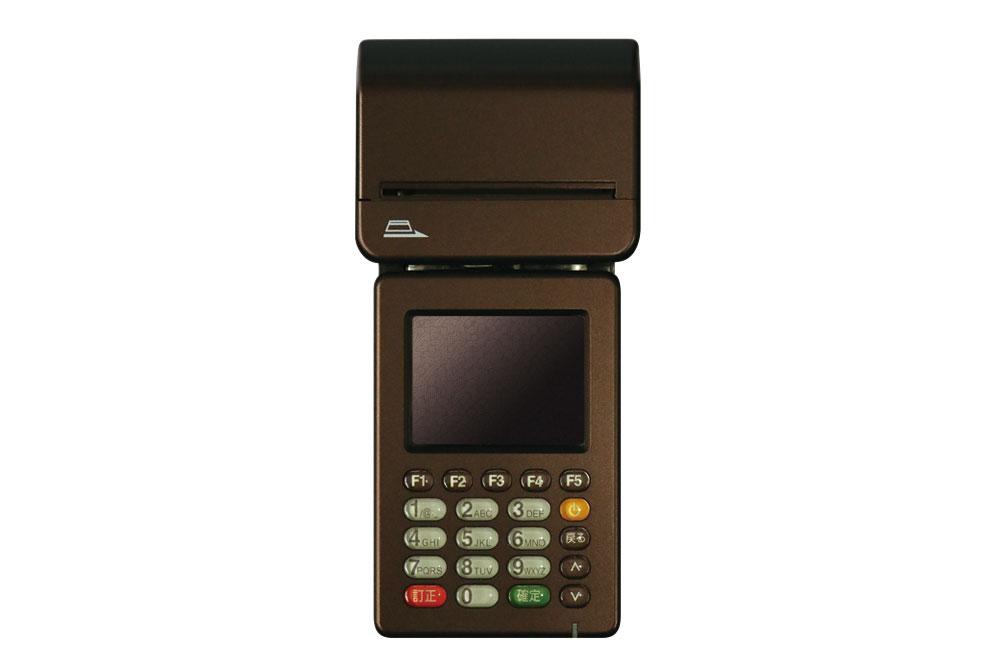 モバイル型クレジットカード決済専用端末レンタル TM-P1000