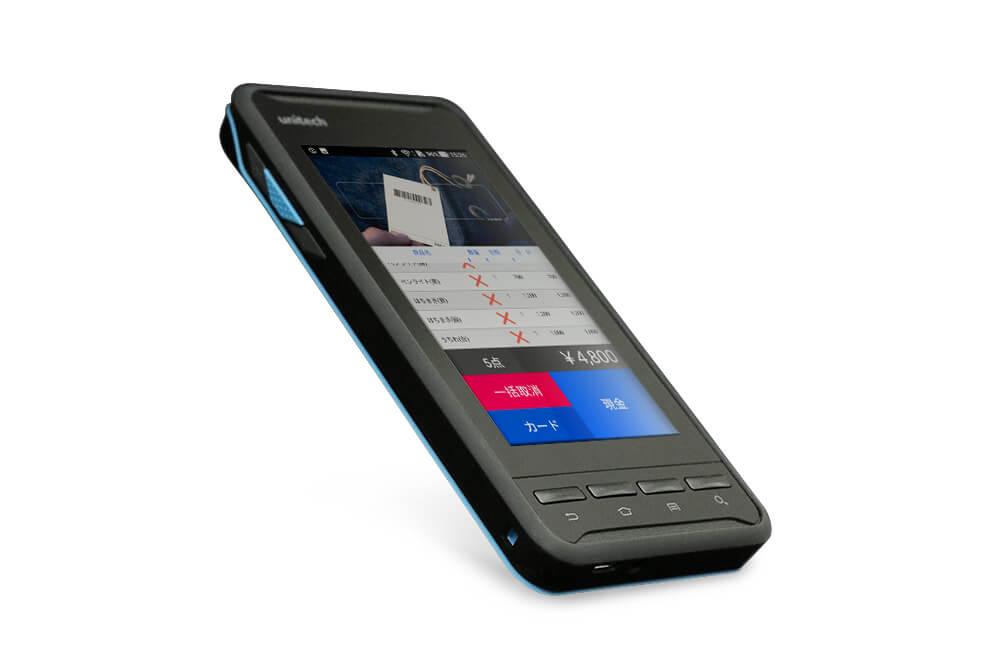 Tabレジ for Smart レンタル スマートフォン型レジスター