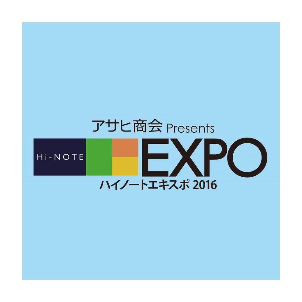 Hi-NOTE EXPO 2016