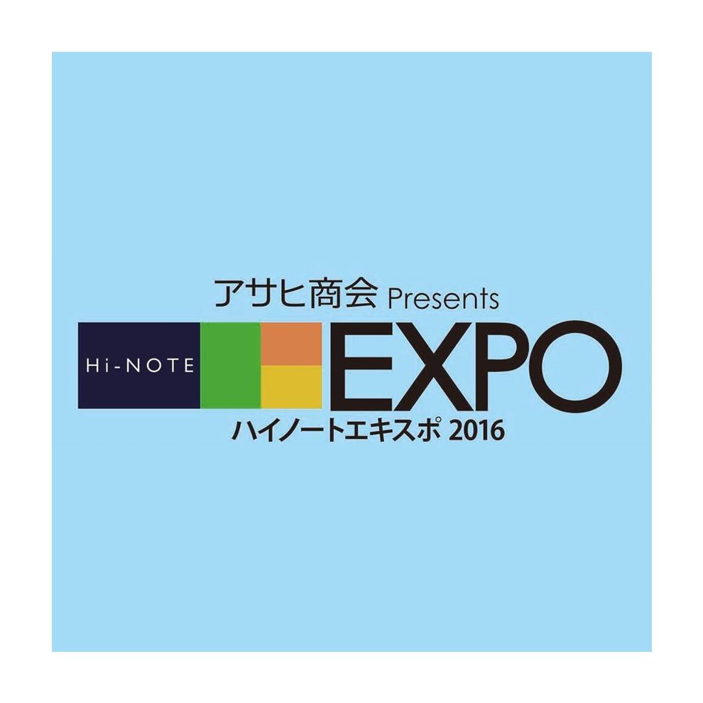 【レンタルレジ導入事例 case18】 Hi-NOTE EXPO 2016