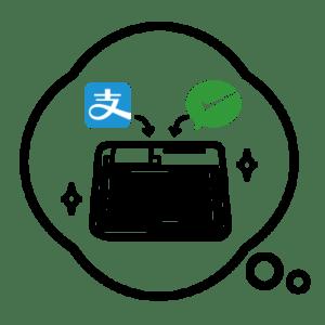 Alipay・WeChatPay決済の導入申込